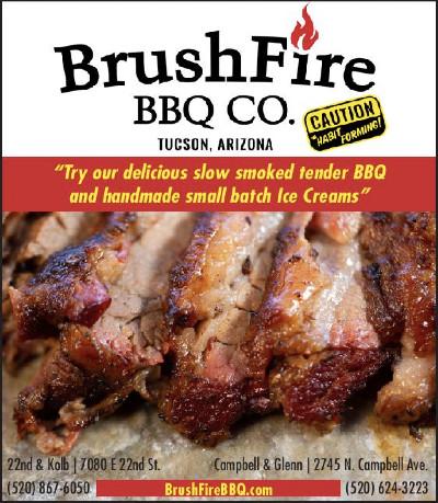 Brushfire BBQ