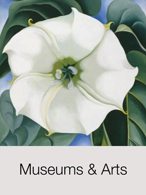 Museums and Arts in Santa Fe