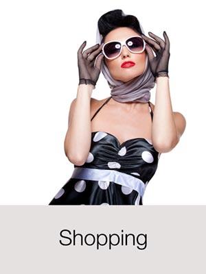Shopping in Santa Fe