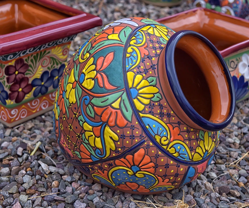 Beautiful ceramics in Tucson